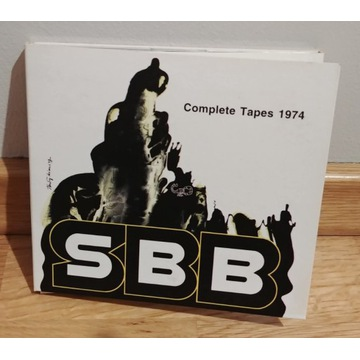 SBB - Complete Tapes 1974 2CD
