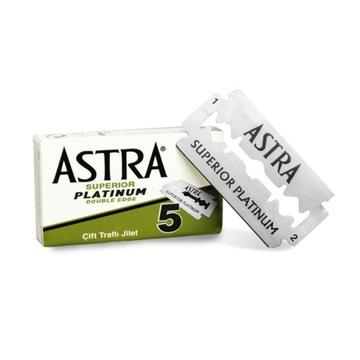 Żyletki ASTRA [Superior Platinum] - 75 szt.