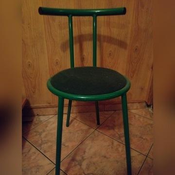 krzesła zielone