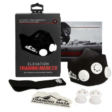 Maska treningowa Elevation Training Mask 2.0 L