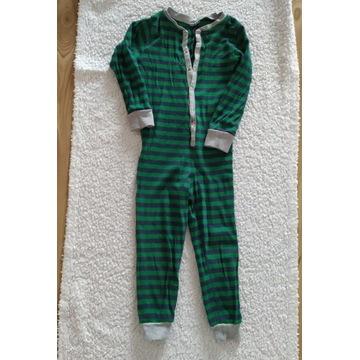 Onesie pajacyk piżama  w paski 92/98