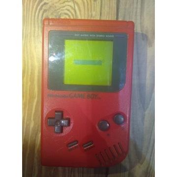 konsola Nintendo Game Boy DMG 01 CZERWONA