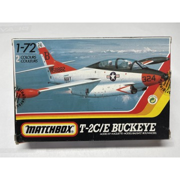 Matchbox 1:72 T-2C/E BUCKEYE