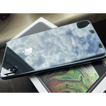 OKAZJA Iphone XS Max 512GB Space Grey