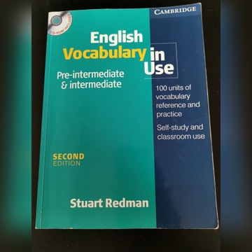 English Vocabulary in Use Cambridge