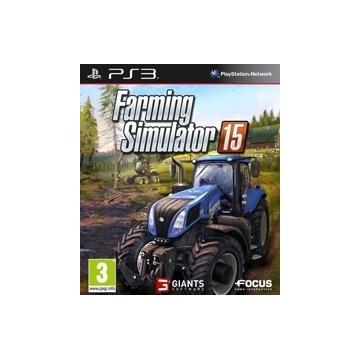 Farming Simulator 15 PL Ps3
