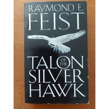 "Raymond E. Feist ""Talon of the Silver Hawk"""