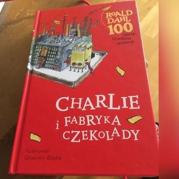 Charlie I fabryka Czekolady Roahl Dahl