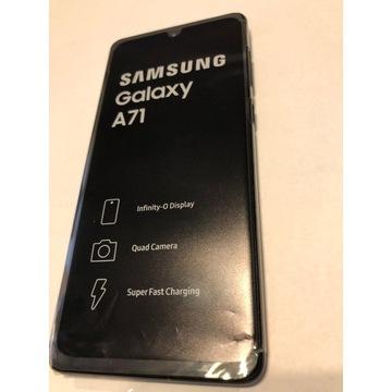 Samsung Galaxy A71 8 GB RAM / 128 GB + Free Cover