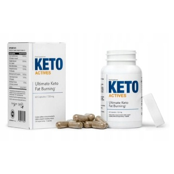 Keto Actives Suplement Diety