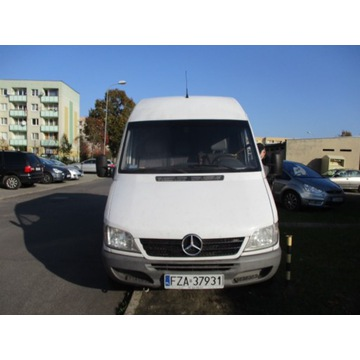 Mercedes Sprinter 313 CDI 2.2 130KM 2002r. zadbany