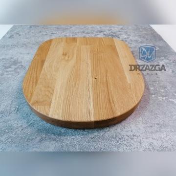 Podstawka pod Thermomix tm5 dębowa drewniana