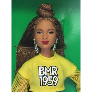 Barbie made to move BMR mulatka warkocze
