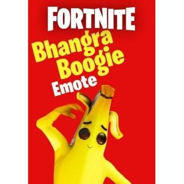 Bhangra Boogie - KOD/KLUCZ na EMOTKĘ FORTNITE