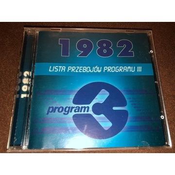 LISTA PRZEBOJÓW PROGRAMU III 1982