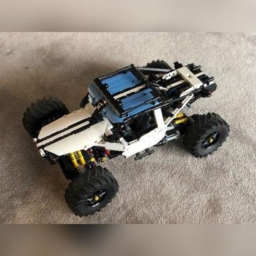 Lego MOC Greyhound - 4WD RC Buggy + 2x BuWizz v2