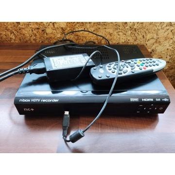 nBOX NC+ 5800SX BSLA 250GB ENIGMA2 E2