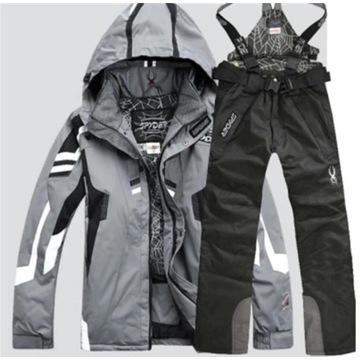 Kurtka i spodnie narciarskie Spyder - XL