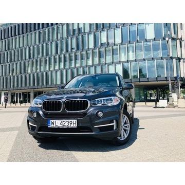 SUPER Poleasingowe BMW X5 xDrive25d FV