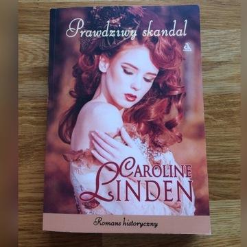 Caroline Linden Prawdziwy skandal