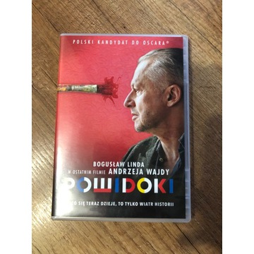 POWIDOKI - reżyser: Andrzej Wajda [DVD]