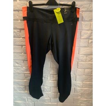 Spodnie fitness sportowe f&f active 48 50