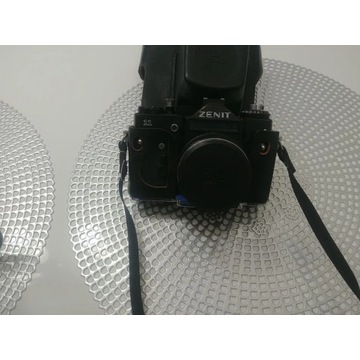 Aparat Zenit 11  2 szt+ Lampa błyskowa