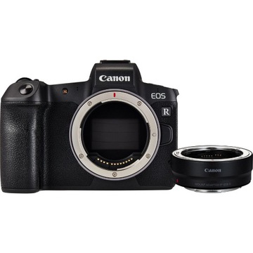 Canon Eos R Body + Adapter EF Eos R Gw. 24 m-ce