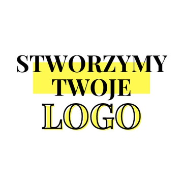 PROJEKT LOGO / LOGOTYP / LOGO FIRMY - W 1 DZIEŃ!