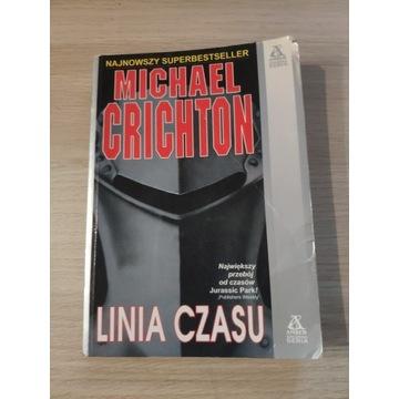 Linia czasu Michael Crichton, bestseller