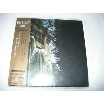 SACD DEAD CAN DANCE WITHIN THE REALM OF A DYING...