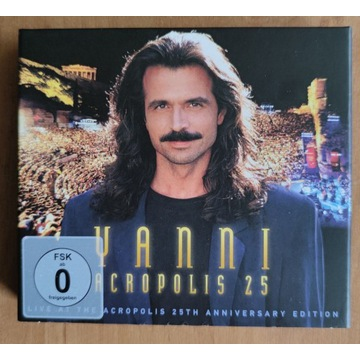 YANNI - LIVE AT THE ACROPOLIS 25th BD