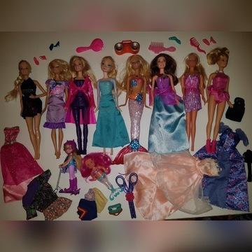 Super zestaw lalek Barbie