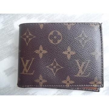 Louis Vuitton Monogram portfel używany