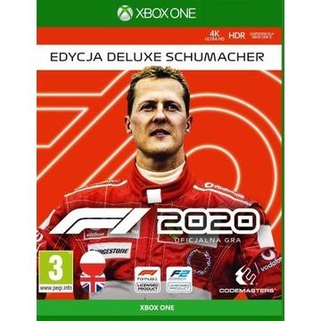 F1 2020 Schumacher Edition XBOX KLUCZ/nie konto
