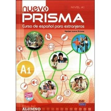 NUEVO PRISMA NIVEL A1 PODR + CD AUDIO