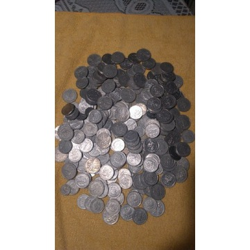 MONETY PRL ALUMINIUM PONAD 500 GRAM