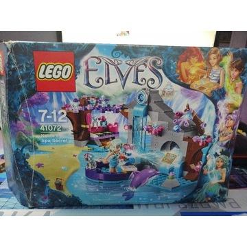 Lego Elves 41072 Sekretne Spa Naidy