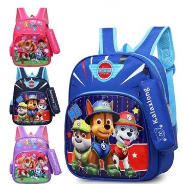 Plecaczek PSI PATROL przedszkolak szkola