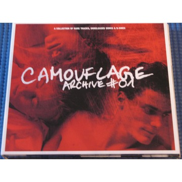 CAMOUFLAGE  ARCHIVE 2CD