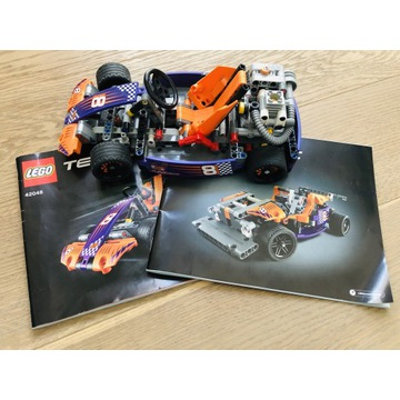 LEGO TECHNIC 42048 - GoKart Wyścigówka