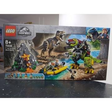 Lego Jurassic World 75938