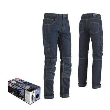 Spodnie robocze MINER JEANS 8033