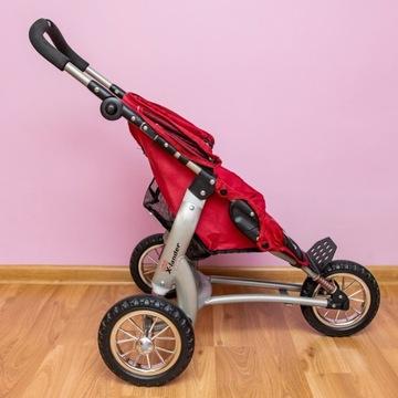 Wózek dla lalek Mini X-Lander