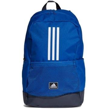 Nowy plecak Adidas Classic BP 3S FJ9269 niebieski