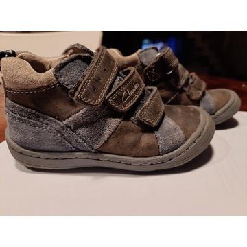 Buty dzieciece Clarks rozmiar 26 (UK8)