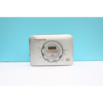 Walkman Panasonic z radiem RQ-SX60V