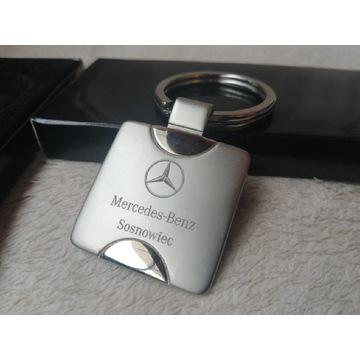 Brelok Mercedes