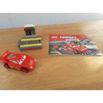 Klocki LEGO Juniors Katapulta Zygzaka McQueena 107