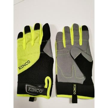 Rękawice na rower KINCO